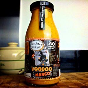 Angus & Oink Voodoo Mango West Indian Pepper Sauce