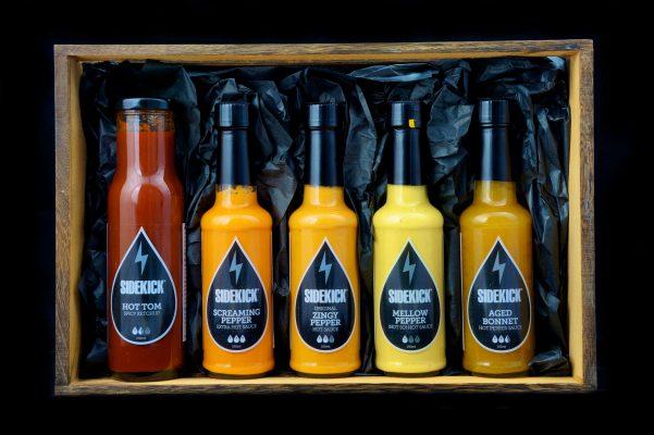 Sidekick Hot Sauce Gift Hamper