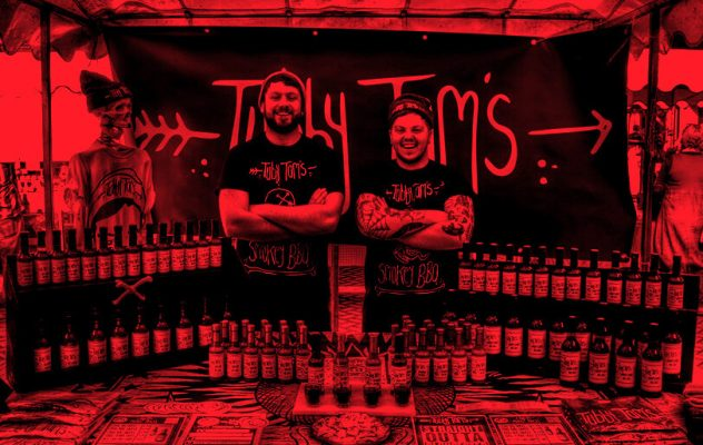 Tubby Tom How to start your own hot sauce company