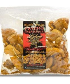 dr burnoriums psycho ghost chilli scratchings blow your face off