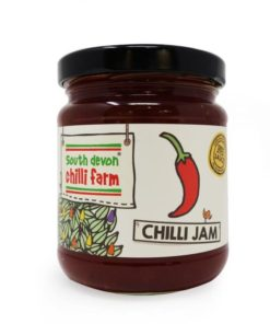 south devon chilli jam in a jar
