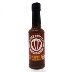 wiltshire chilli farm chipotle chilli sauce in a bottle