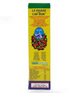 harissa chilli paste in a tube