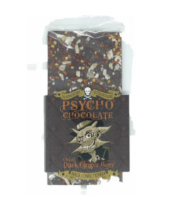 dr burnoriums psycho ginger beer chocolate bar