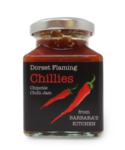 barbaras kitchen chipotle chilli jam in a jar