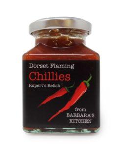 barbaras kitchen rupert relish in a jar