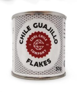 cool chile chile guajillo chilli flakes for sprinkling
