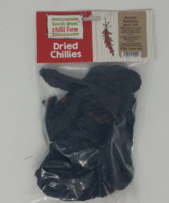 south devon ancho poblano dried chillies for cooking