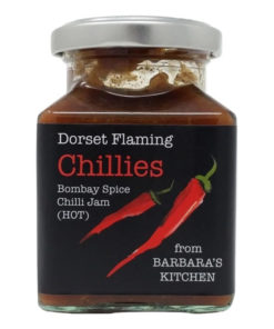 barbaras kitchen bombay spice chilli jam