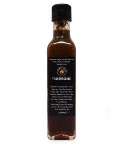 flaming licks thai dressing in a bottle