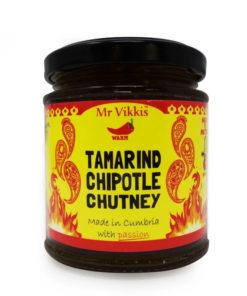 mr vikkis tamarind chipotle in a jar