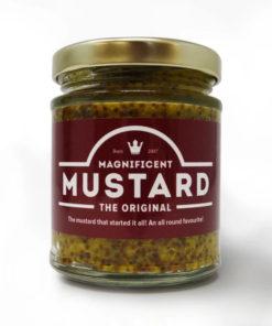 chanters mustard the original wholegrain in a jar