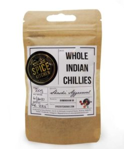 spice kitchen dried whole chillies spice pouch
