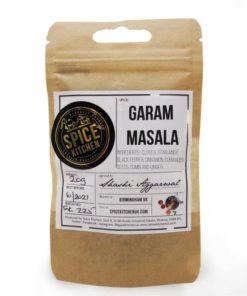 spice kitchen garam masala spice pouch