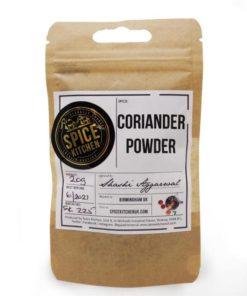 spice kitchen ground coriander spice pouch