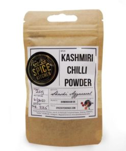 spice kitchen kashmiri chilli powder in a pouch
