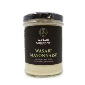 the wasabi company wasabi mayonnaise in a jar