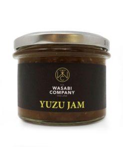 the wasabi company yuzu jam in a jar