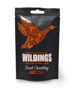 wildings chilli duck crackling in a pack