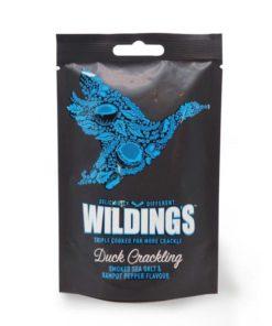 wildings sea salt pepper duck crackling in a pack