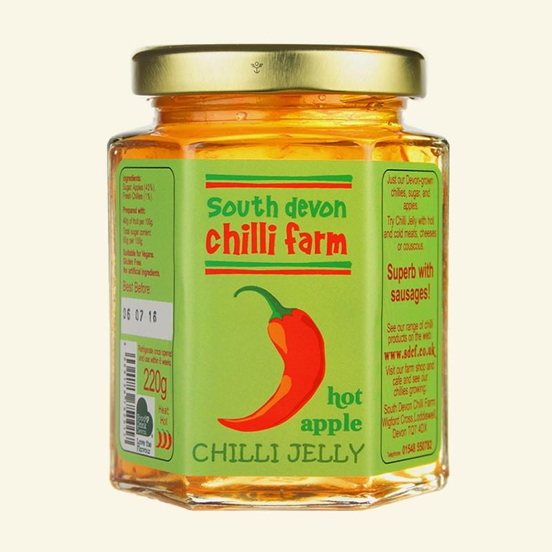 South Devon - Hot Apple Jelly