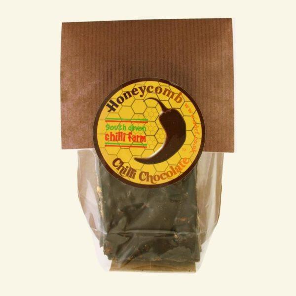 South Devon - Honeycomb Chilli Chocolate