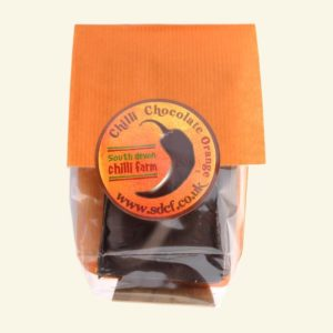 South Devon - Orange Chilli Chocolate