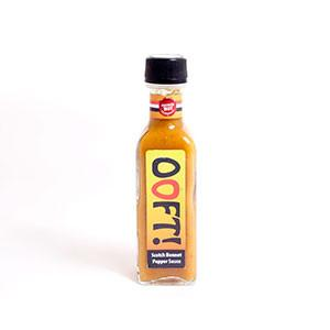 Ooft - Scotch Bonnet Pepper Sauce