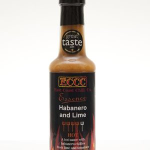 East Coast Chilli Co - Essence Habanero & Lime