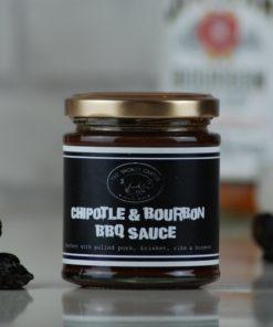 Smokey Carter - Chipotle & Bourbon Sauce
