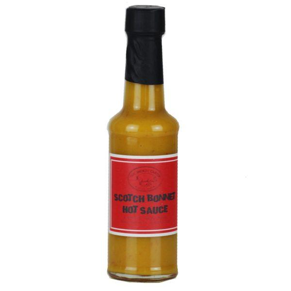 Smokey Carter - Scotch Bonnet Hot Sauce