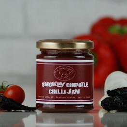Smokey Carter - Smokey Chipotle Chilli Jam