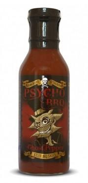 Dr Burnorium's - Psycho BBQ Ghost Pepper Sauce