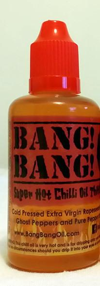 Bang Bang - Super Hot Chilli Oil