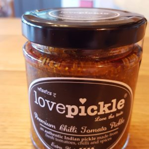 Lovepickle - Extra Hot Chilli Tomato Pickle